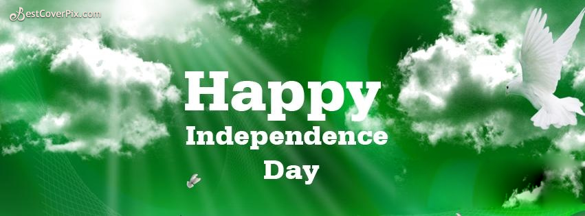 Happy Independence Day Pakistan Peace Facebook Timeline Profile Cover Photo and Wallpaper