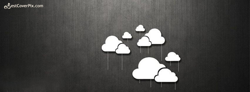 raining cloud fb cover