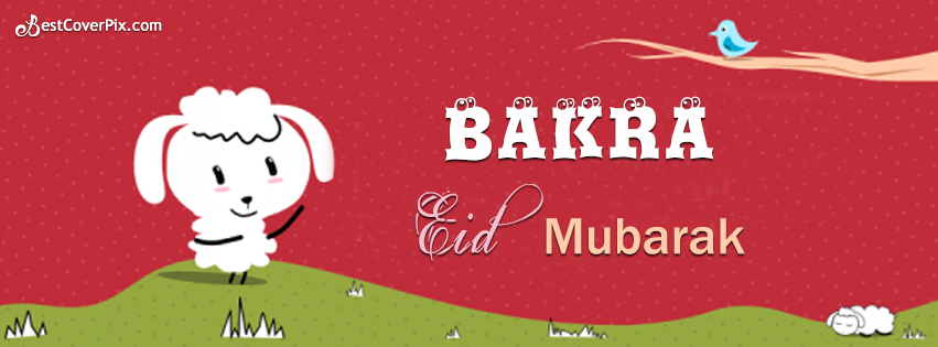 Eid ul Adha Mubarak 2017 Facebook Covers