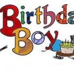 birthday boy facebook cover photo