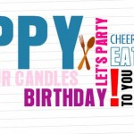 happy birthday celebration fb cover