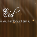 simple eid mubarak facebook cover photo