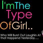 cool girl quote facebook cover