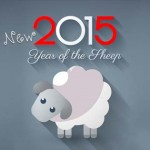 chinese happy new year 2015 year of cheep