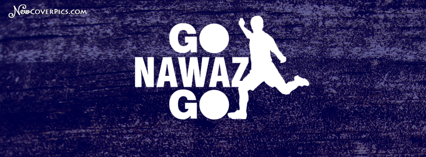 Go Nawaz Go Facebook Timeline Cover Photo