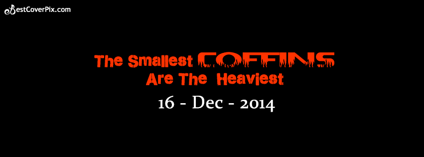 Peshawar Attack 16 Dec 2014 – Black Day FB Cover Photo