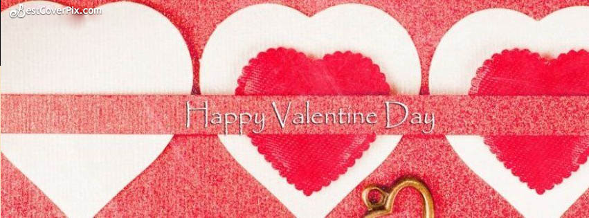 happy valentines day fb cover
