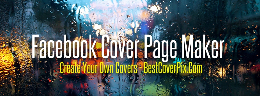 Facebook Cover Page Maker Free
