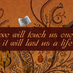 Love Quotes for him and her Facebook cover