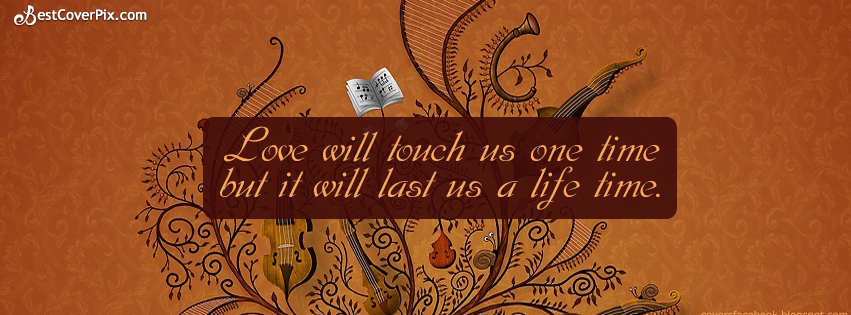 Artistic Love Quotes for Her & Him FB Covers