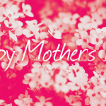 Mothers day fb cover with flowers