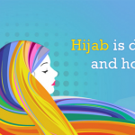 love hijab facebook cover photo