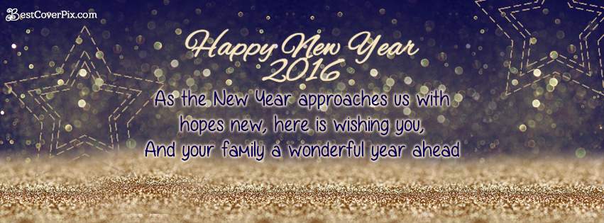 2017 happy new year quotes facebook cover photos