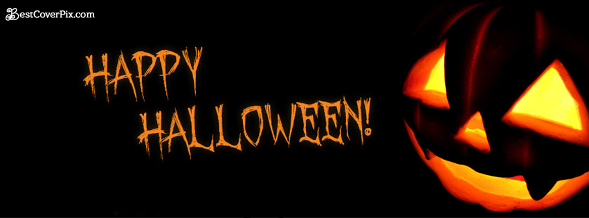 happy halloween 2017 fb profile cover photo - Halloween Cover Pictures