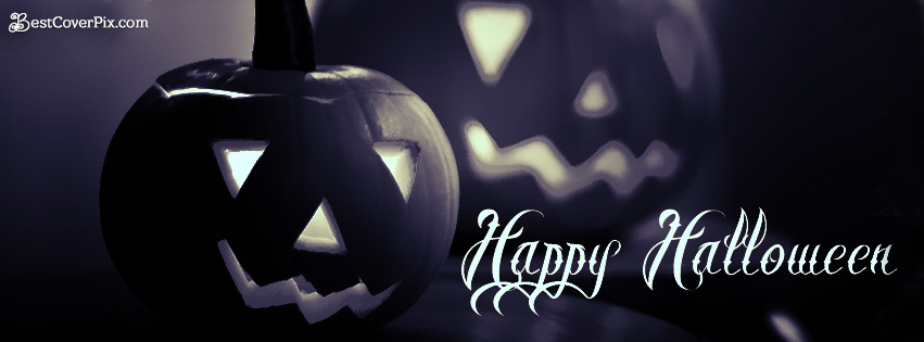 Happy Halloween FB Timeline Cover Photo