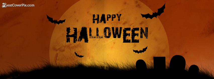 Happy Halloween FB Banner Photos 2018