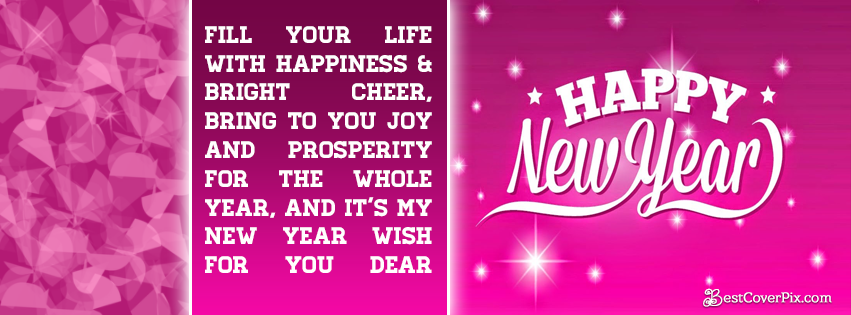 Happy New Year to All My Friends Quotes, Covers Wishes