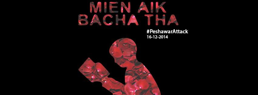 Peshawar Attack 16 December APS School FB Cover and Quotes
