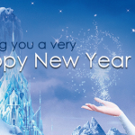 frozen happy new year 2016 fb cover