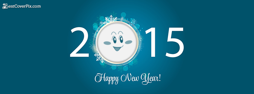 Happy New Year 2016 FB Cover Photo