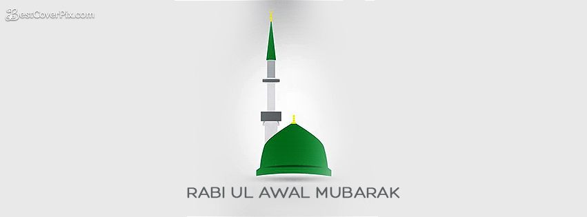 rabi ul awal mubarak cover photo