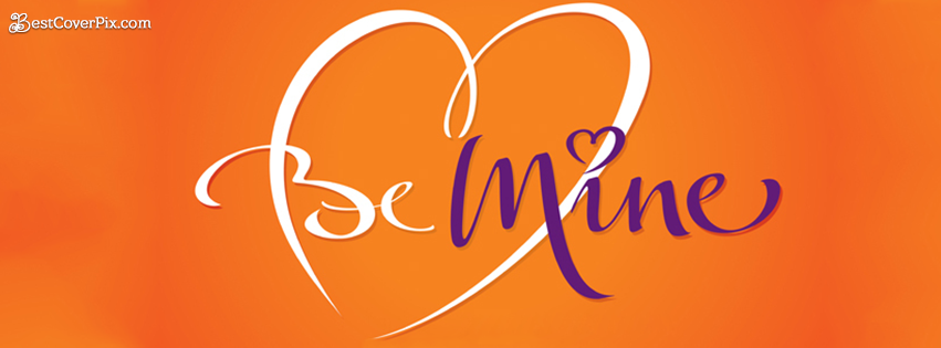 Be Mine – Valentines Day FB Cover Photo