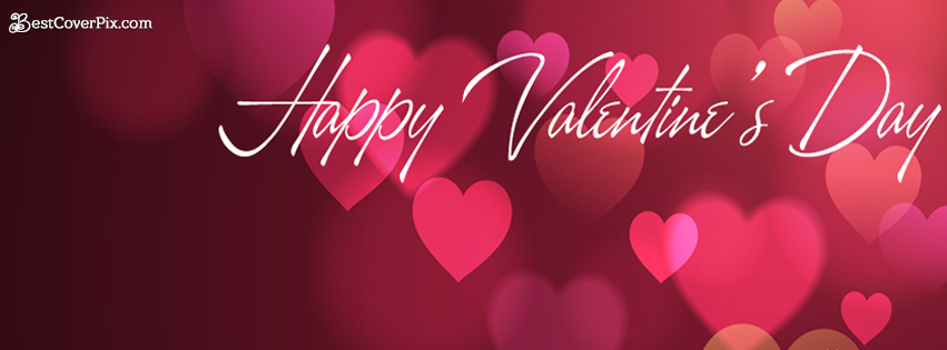 Happy Valentines Day Cover Photo