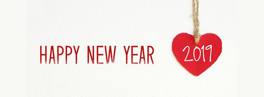 Happy New Year 2019 Facebook Timeline Covers