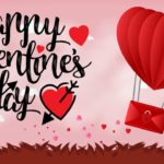 Happy Valentine's Day fb cover photo