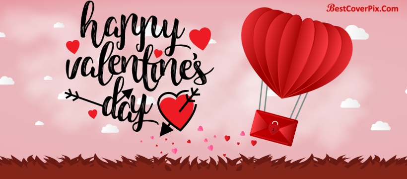 Happy Valentine's Day FB Cover