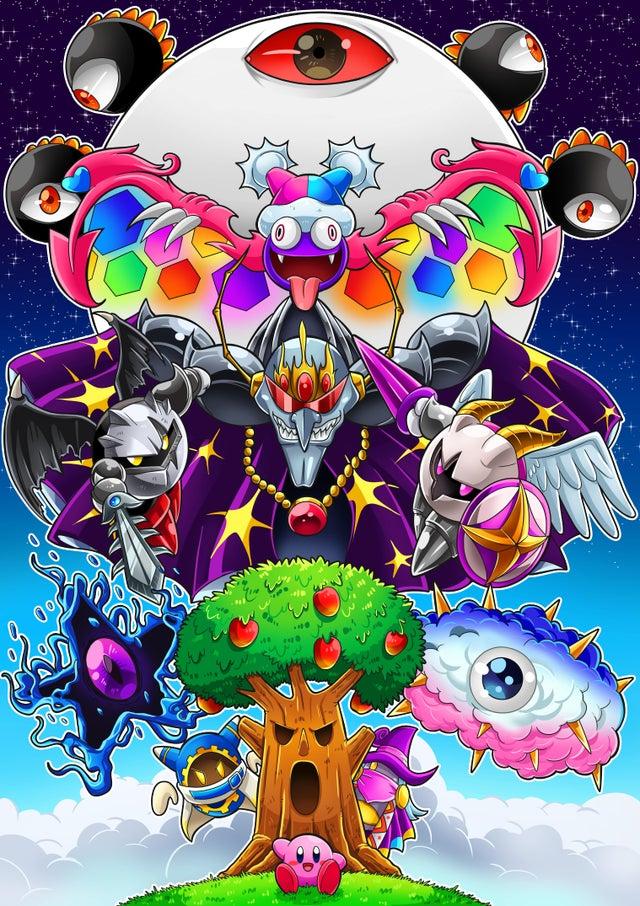 Kirby Fan Art by PlurpArt